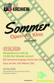 Sommer Open-Air Kino